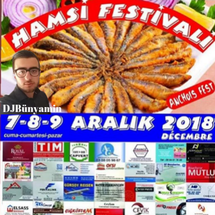 HAMSI FESTIVAL Yunus Emre Cami'de Bischwiller'de