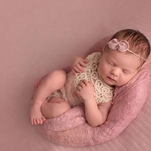 Johanna újszülött sorozata