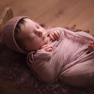 Abigél újszülött sorozata