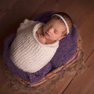 Eliza újszülött sorozata