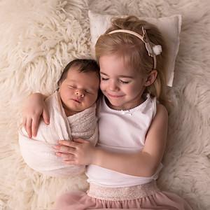 Ella újszülött sorozata