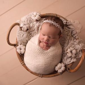 Alma újszülött sorozata