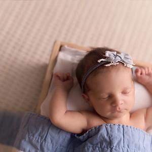 Bianka újszülött sorozata