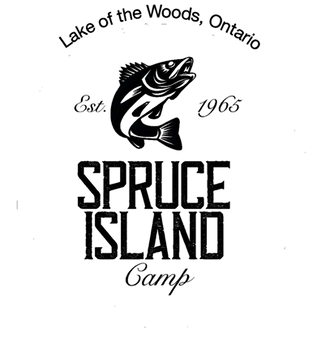 Spruce Island Camp, Lake of th Woods, Ontario,Canada