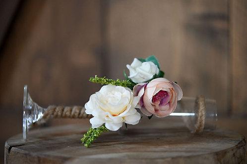 Flora - Tresse florale