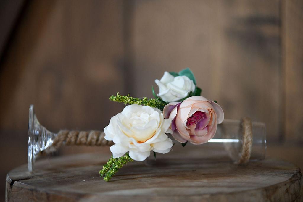 Flora - Tresse florale - Panames & Co - Modalova