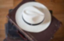 Panama d'Equateur Panames and co chapeau
