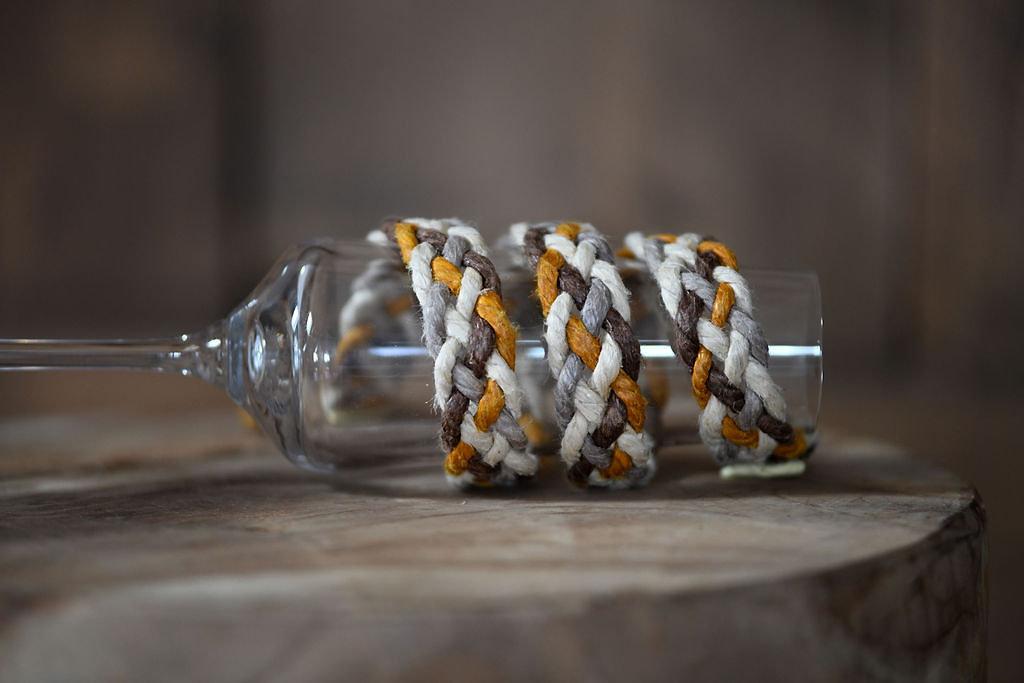 La tresse de corde - Panames & Co - Modalova