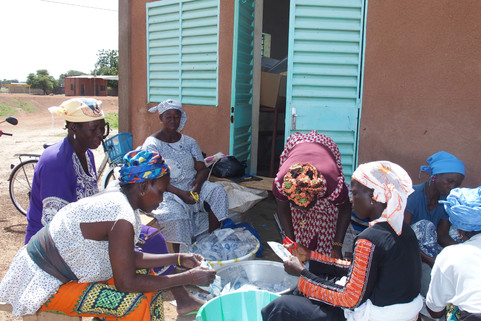 Valorisation des poches d'eau à Gon-Boussougou, le film
