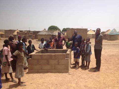 Concours de salubrite à Gon Boussougou