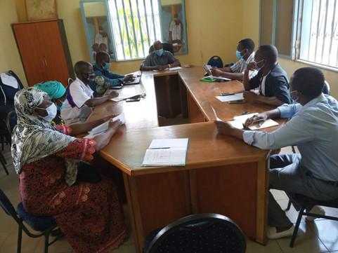 Coronavirus Covid19,                       Gon-Boussougou se mobilise