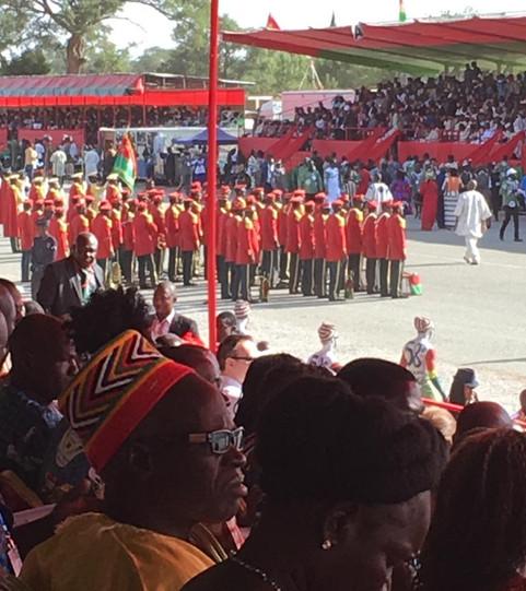 Le maire de Gon-Boussougou médaillé