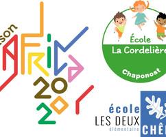 AFRICA 2020, un projet des écoles en 2020-2021 avec l'académie de Lyon