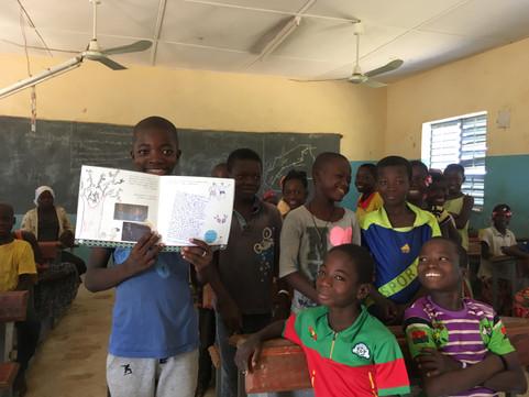 Mission au Burkina octobre 2017