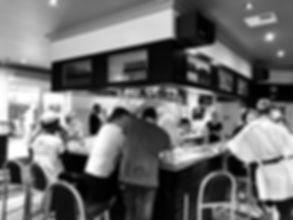 Bar at The Yackandandah Hotel