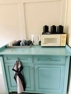 Tea & Coffee station