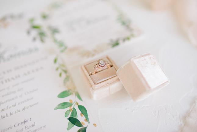 Akers Wedding | Thomas + Lauren | Elegant wedding @ Cragfont | Castalian Springs, Tn