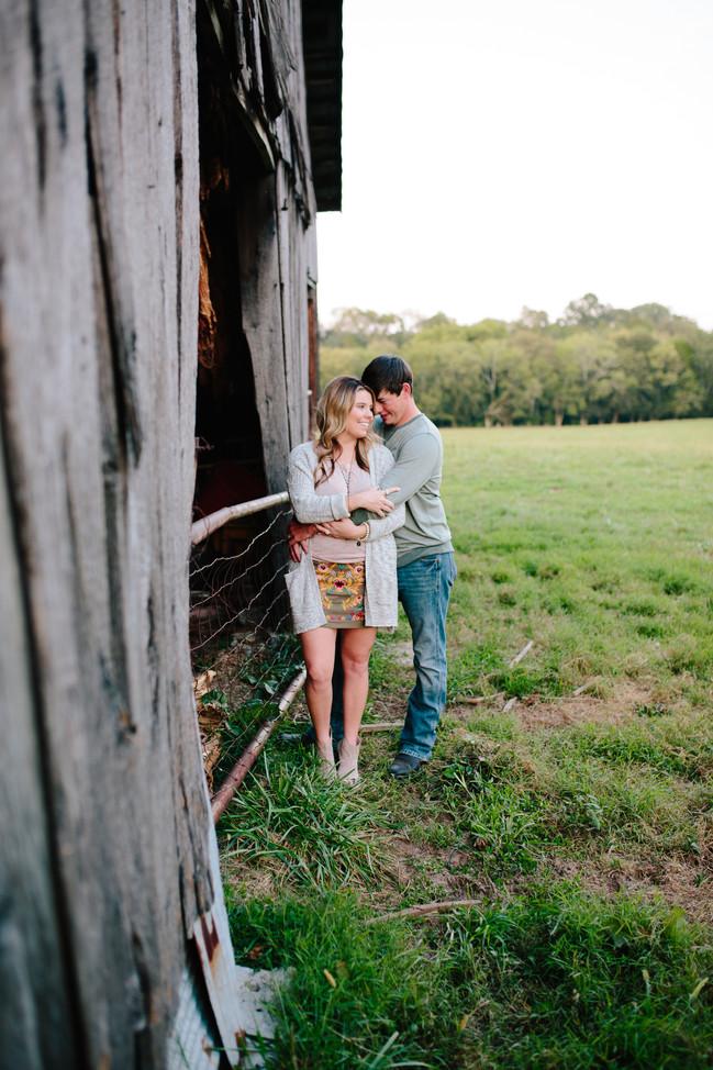 Jesi + Josh   Palmer O N E Year Anniversary   Tobacco Barn   Gallatin, TN