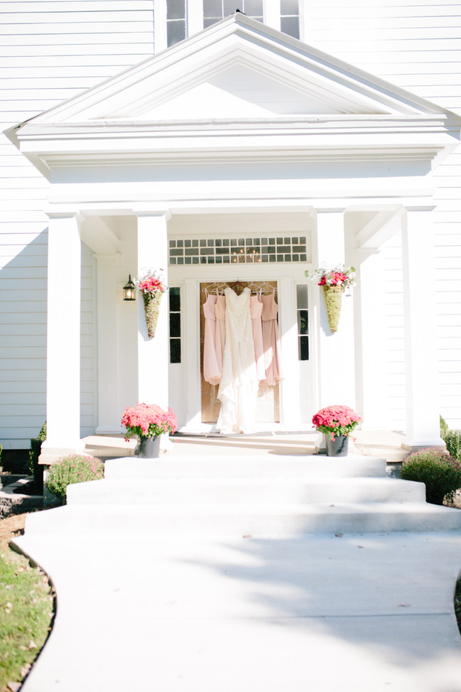 Hailey + Marvin | Peeters Wedding | Briar Rose Hill | Bethpage, Tn