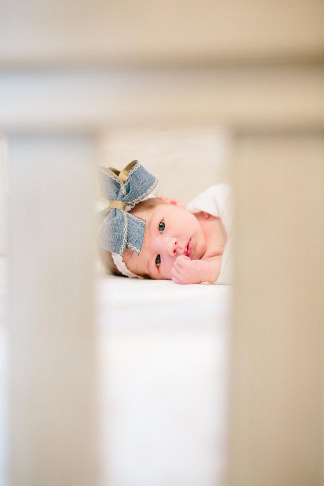 Emery Kate | In-home Lifestyle Session | Newborn | Gallatin, Tn