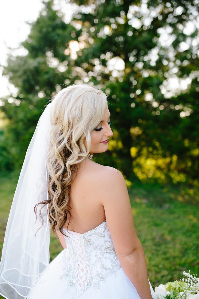 Kayla + Evan | Hendren Wedding | Elegant + Rustic Wedding | Wildflower Farms | Bethpage, Tn