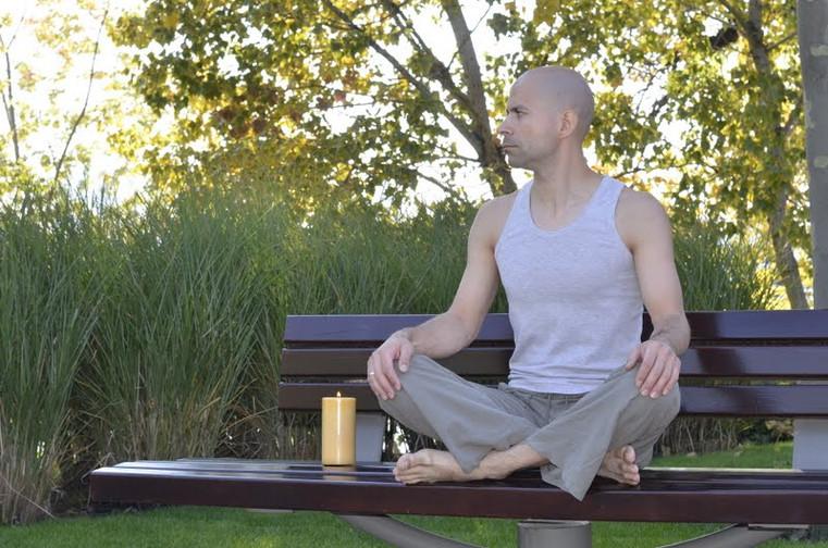 Purusa meditáció