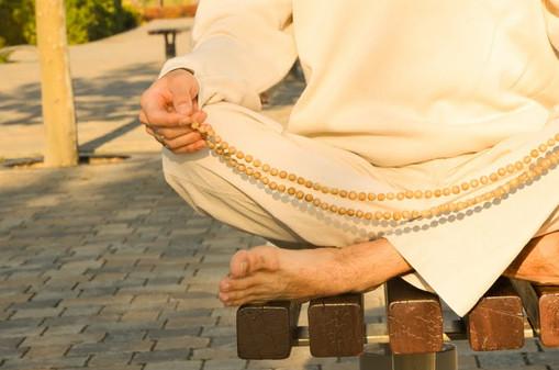 Purusa japa meditáció