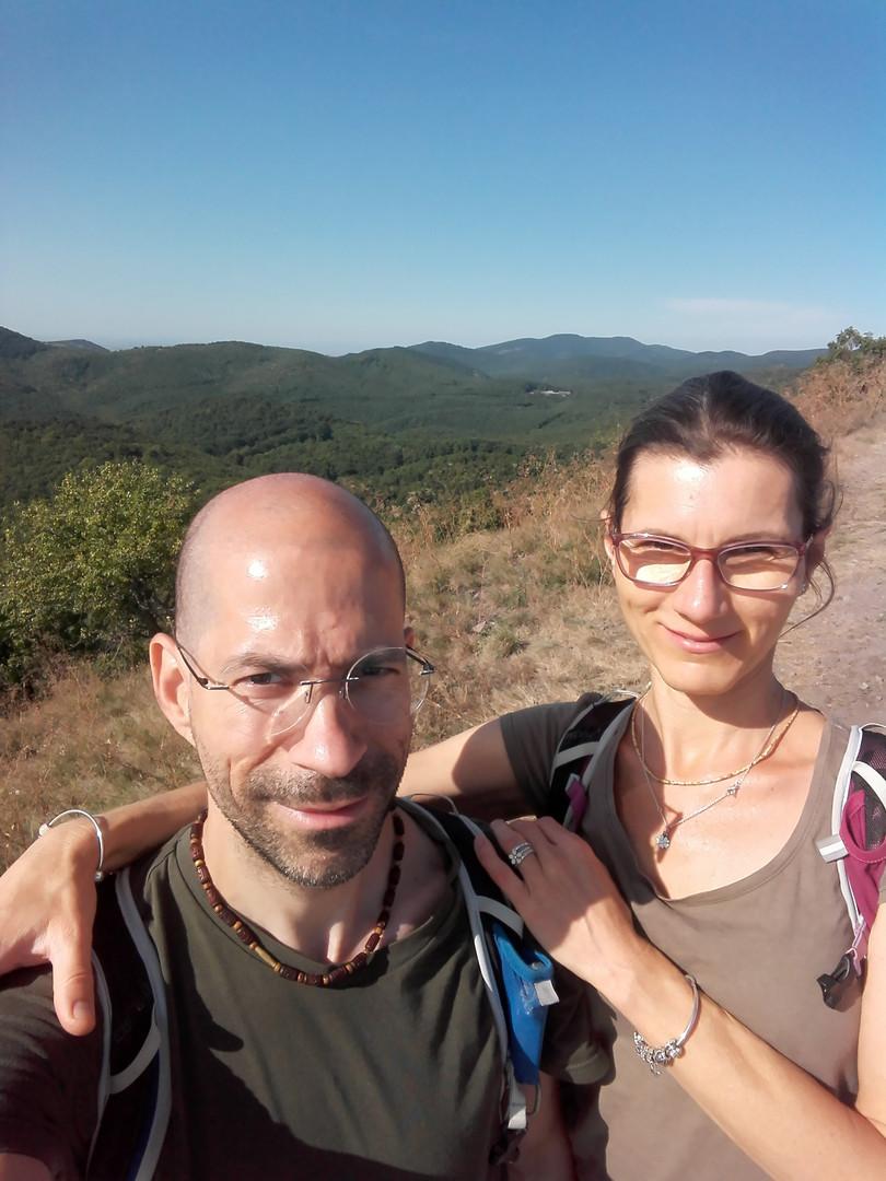 Börzsöny Kati és Purusa