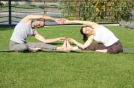 Vitai  Kati és Purusa páros jóga