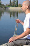 japa meditation Purusa