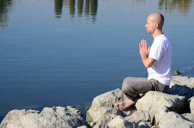 meditáció a köveken