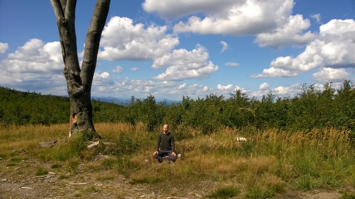 meditáció Kőszegi hegység