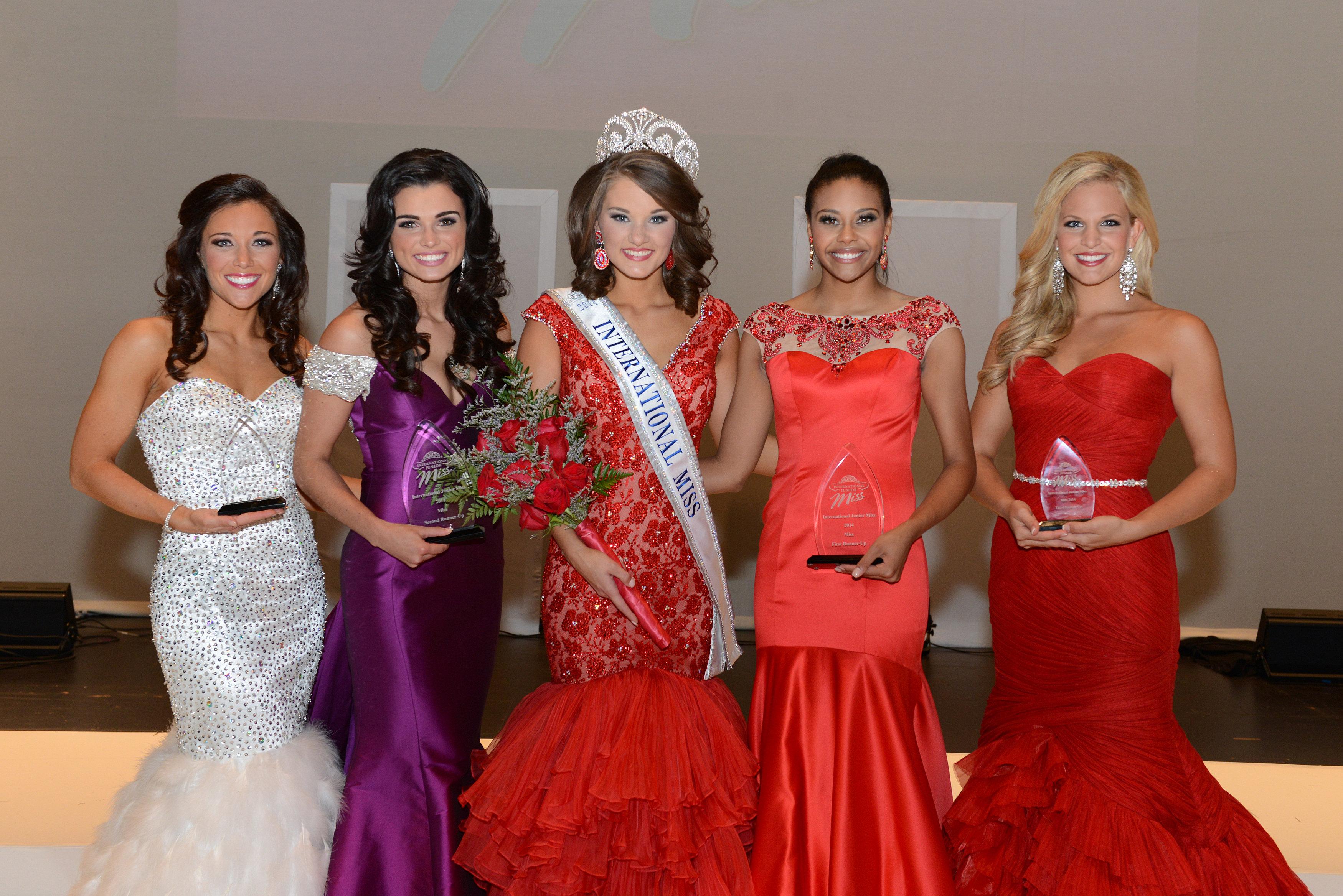 2014 Miss Court