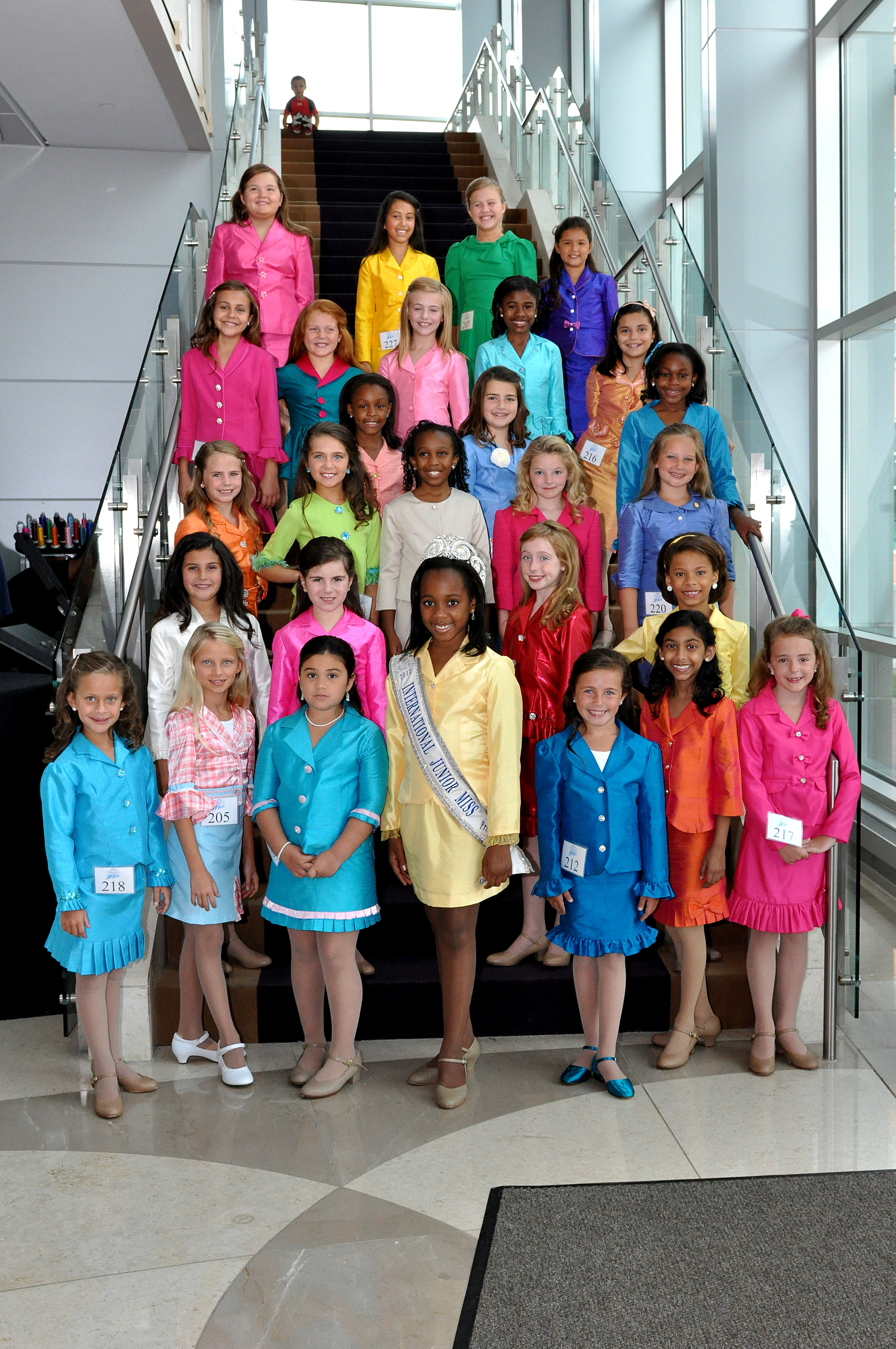 2013 International Princess Finalist