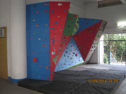 Bouldering Wall @ TSAF