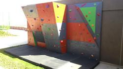 Bouldering Wall @ RMZ Ecoworld
