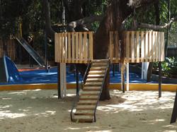 Platform for 2-5 year olds