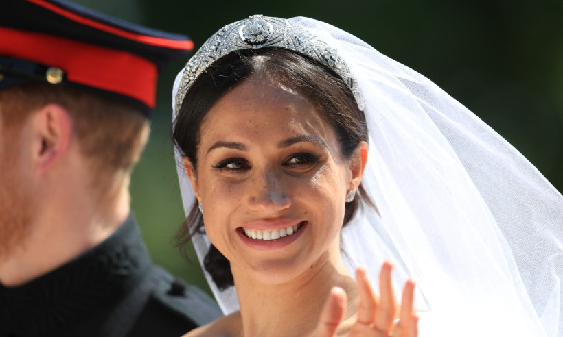 مكياج الأميرة ميغان ماركل في حفل الزفاف الملكي