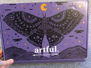 Enjoying Printmaking with Artful!