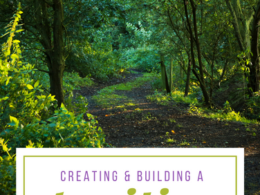 Creating & Building A Positive Healing Journey