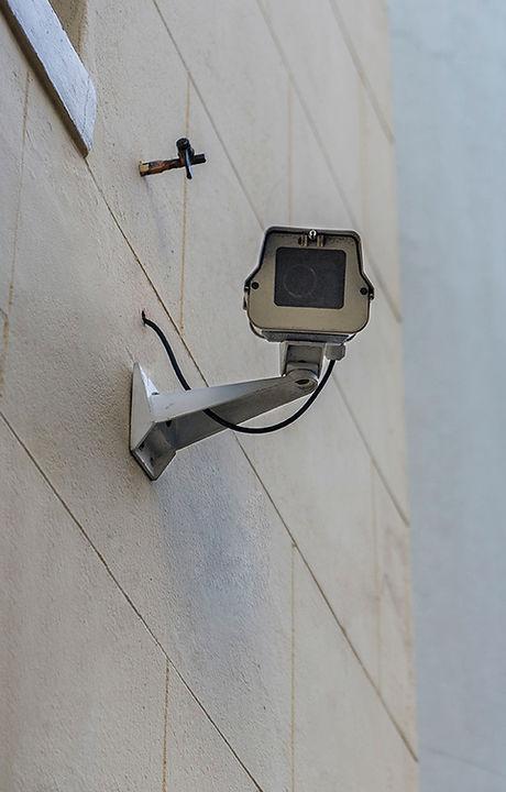 CCTVカメラ