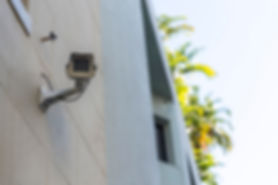 CCTV Security System Camera