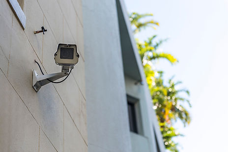 CCTV Security System Camera