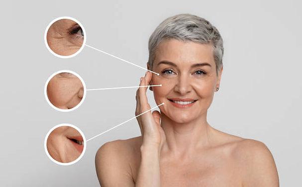 dermapen avansert microneedling inkludert hals