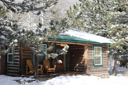 Winter at Jack's Cabin