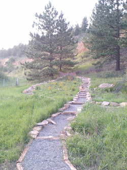 Icthus Trail ~ built in 2012