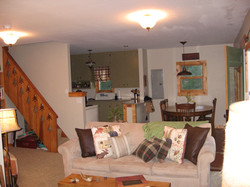 Living Room at River Rest
