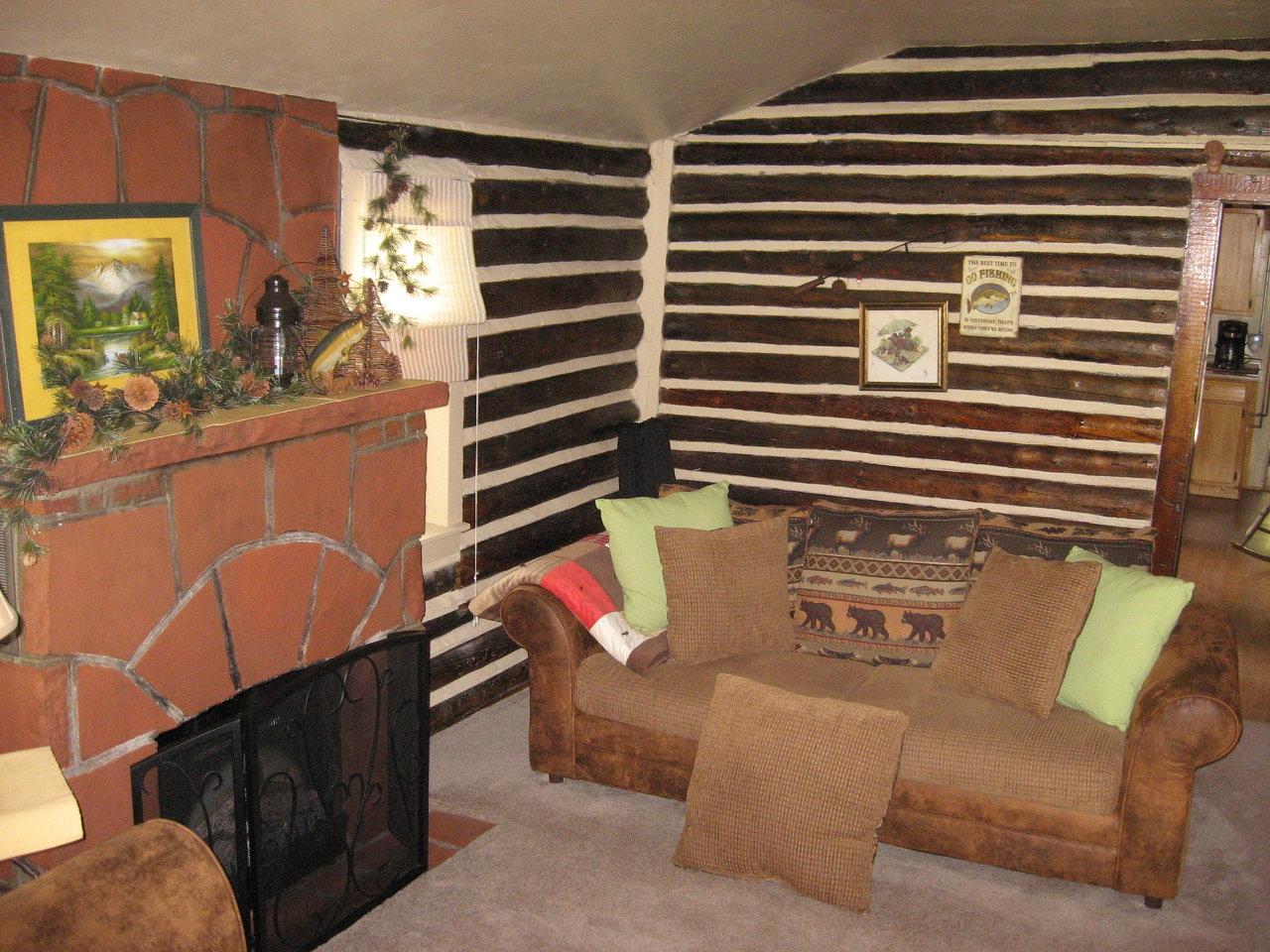Franci & Corky's Fireside Room