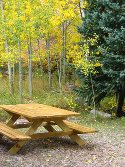 Fall at the cabin...