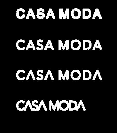 Construção Logo Casa Moda